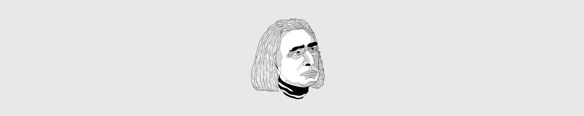 Playlist image October 22, 2021: 210th birthday of Franz Liszt