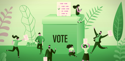 artwork for playlist Parliamentary elections in Peru